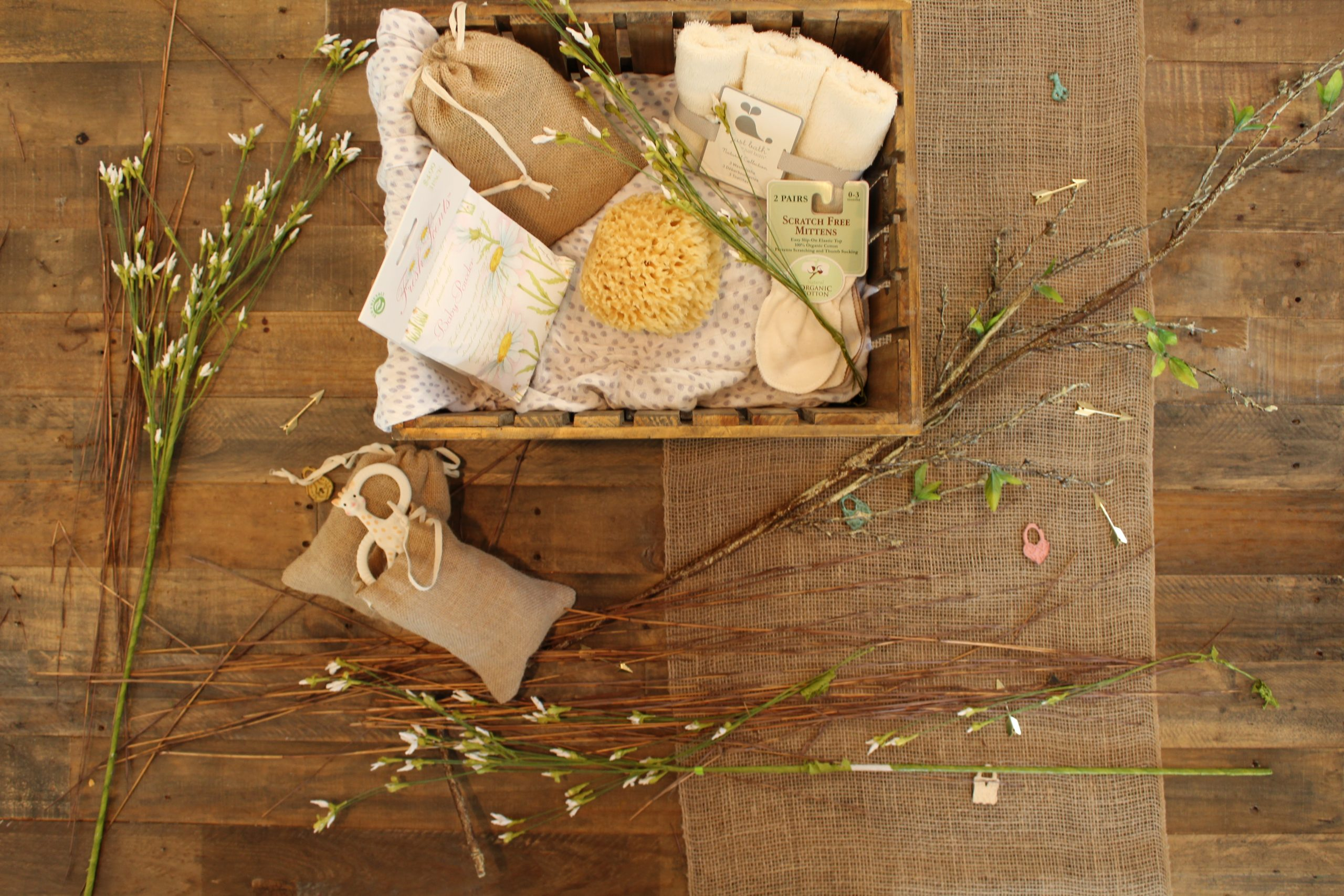 Self-Care Gift Baskets